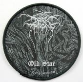 Darkthrone - 'Old Star' Woven Patch